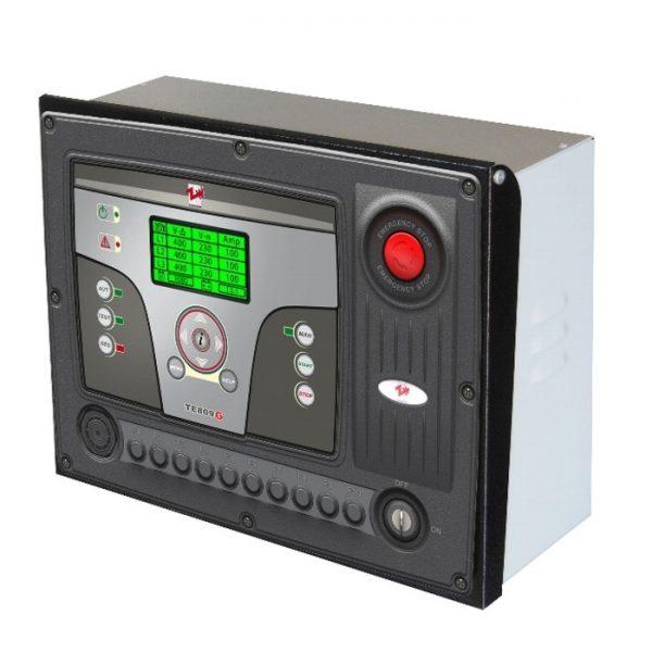 Tecnoelettra Control Panel
