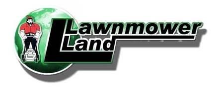 Lawnmower Land Logo
