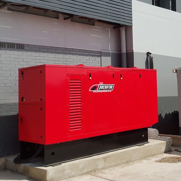 Predator CRGD140 diesel generator