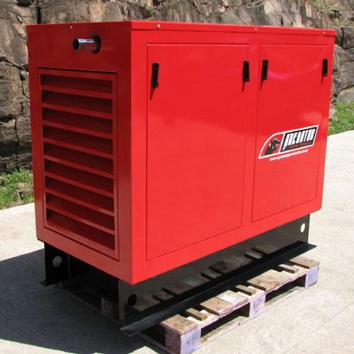Predator CRGD35 diesel standby Generator