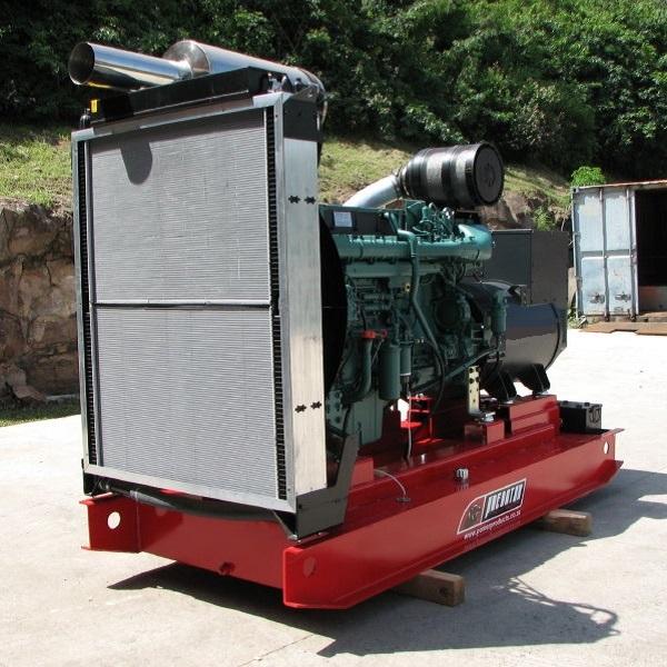 Predator CRGD630 diesel standby generator