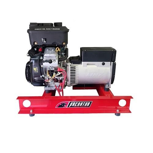 Predator CRG10-3 10kVA petrol standby generator